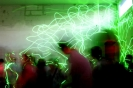 Party auf dem Teves Industriegelände Gallus